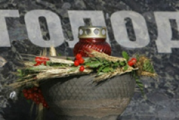 Ukrainians to remember victims of Holodomor 1932-1933 tomorrow