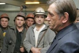 President insists on Zasyadko mine closure