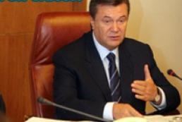 Yanukovych is sure in coalition's inefficiency