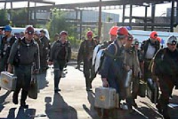 300 miners are evacuated from Luhansk mine