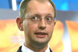 Yatsenyuk: Policy is really dirty business