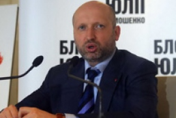 Turchynov: Negotiations of coalition with President completed positively