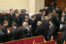 Shufrych accuses Yatsenyuk of law violation