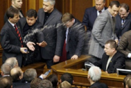 "Coalition did not want to vote for Tymoshenko ""with fights"""