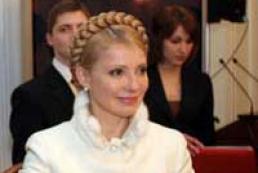 Tymoshenko promises harmonious relations with Russia