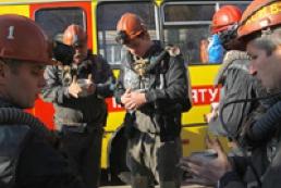 249 miners died in Ukrainian mines in 2007