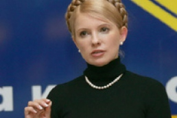 Tymoshenko stands for referendum on NATO