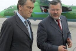 Hrytsenko: President's immunity must be canceled