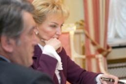 Yushchenko set great hopes on Bohatyryova