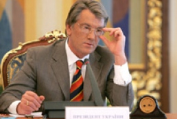 Yushchenko held a meeting with trade union leaders