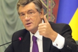 Yushchenko: WTO will positively influence development of relations with the EU