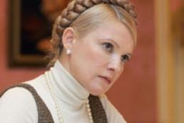 Tymoshenko pays visit to Odessa