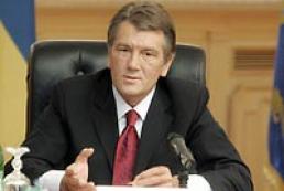 Yushchenko: Ukraine not to damage interests of Russia