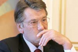 Yushchenko has arrived in Moscow