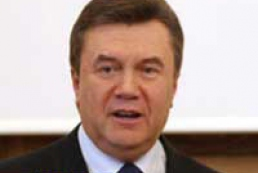 Yanukovych named main aim of his visit to Brussels