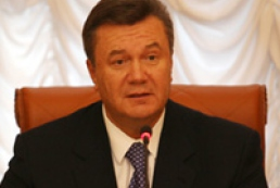 Yanukovych considers Tymoshenko does not cope with inflation growth