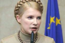 Tymoshenko appreciated resumption of VRU work