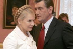 Yushchenko looks to grand coalition to replace Tymoshenko
