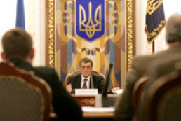 Yushchenko decided to struggle with foreign information expansion