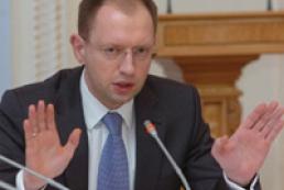 Yatsenyuk hastens Tymoshenko