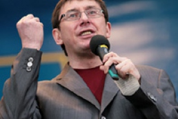 Lutsenko will destroy party plans of Yushchenko?