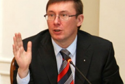 Lutsenko is going to make his new party the third force