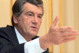 Yushchenko demands to follow coalition agreement