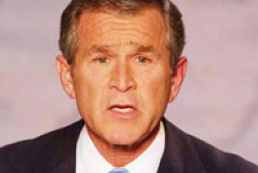 Bush asks to support Ukraine's joining MAP