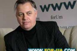 Yushchenko to block parliament's work?