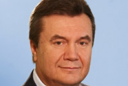 Yanukovych became leader of PR again