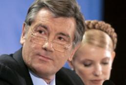 Tymoshenko surprised Yushchenko again