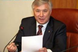 Yuriy Yekhanurov has left for Prague