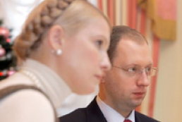 Tymoshenko and Yatsenyuk to meet with Yushchenko