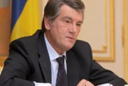 Yushchenko advises Russia to control its emotions