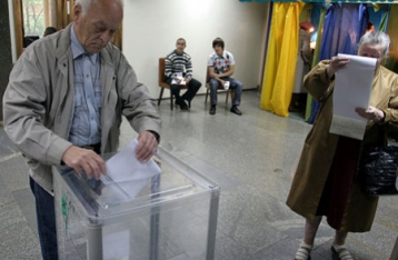 53,39% of Kyiv residents took part in voting