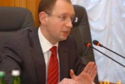 Yatsenyuk is anxious about level of education in Ukraine