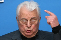 Kravchuk accused Yushchenko of war rouse