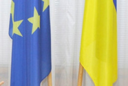 Ukraine's Ambassador delivers credentials to EC President