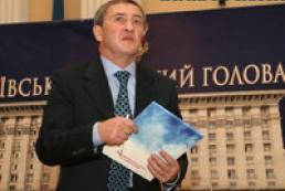 Chernovetsky was registered as mayor