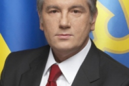 Yushchenko gives a state guarantee to Russia