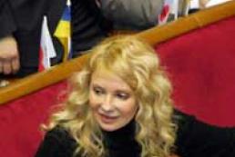 Tymoshenko's impressions after 980m underground