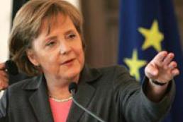 Merkel: Ukraine will be a NATO member one day