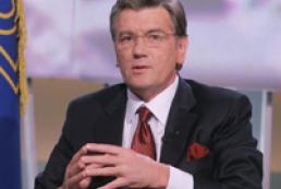 Yushchenko delivers ultimatum to Tymoshenko