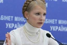 Tymoshenko accuses Yushchenko of the collapse of the coalition