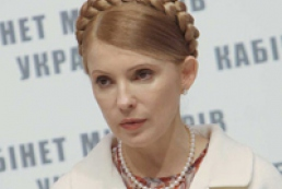 Tymoshenko says financial crisis almost bypasses Ukraine