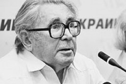Outstanding Ukrainian writer Pavlo Zagrebelnyi died