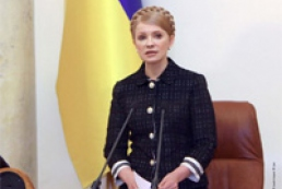 Tymoshenko: Thanks to anti-crisis measures taken by the Government Ukraine is facing growth of industrial output