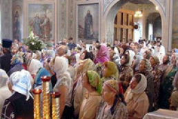 Orthodox have Holy week