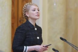 Tymoshenko: Work with IMF – main anti-crisis program