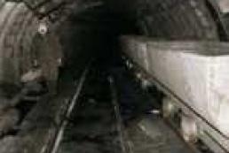 Landslide in Donetsk coal mine